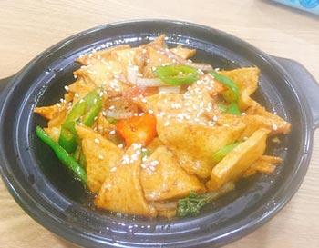 瓦香千叶豆腐