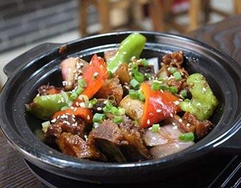 瓦香排骨米饭